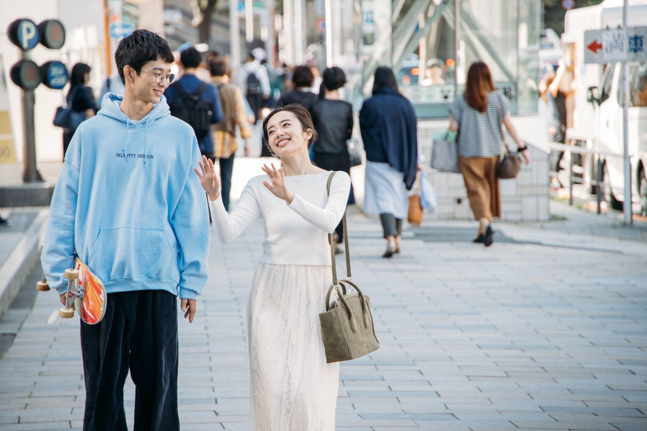 (C)2020 岡崎京子/「ジオラマボーイ・パノラマガール」製作委員会