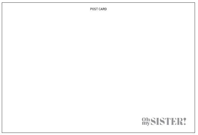パルコオリジナルグッズ ポストカードセット(5枚セット) 1,000円(税抜) ※商品はイメージです。 デザインが変更になる場合がございます