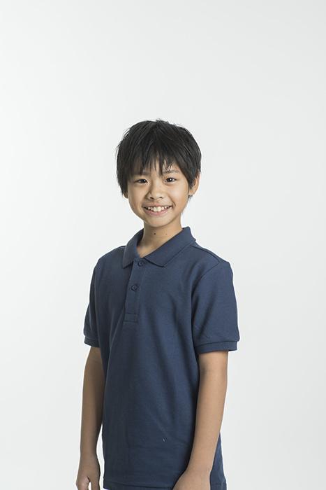 城野立樹(しろの・りつき)2006年生まれ 小学6年生