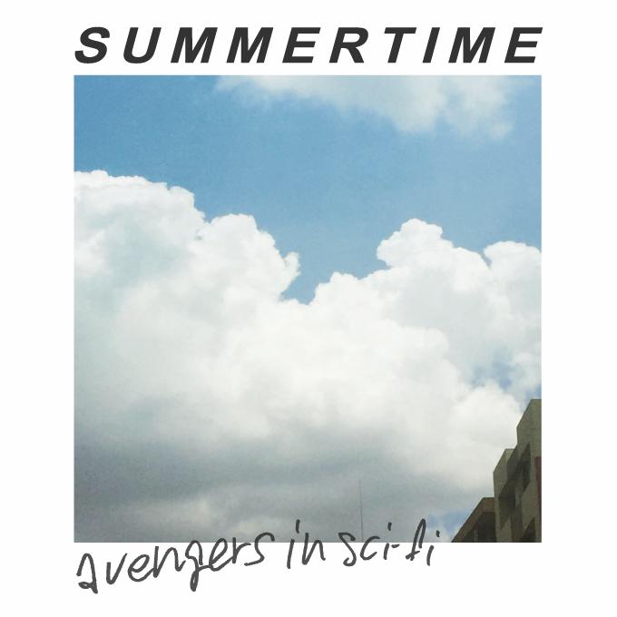 avengers in sci-fi「Summertime」