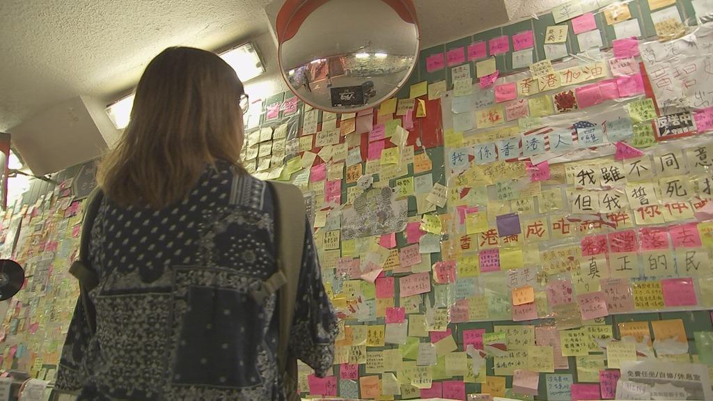 『香港2019 ―あの時、何があったのか-』  (C)TBS テレビ