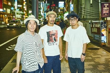 フラワーカンパニーズ × 映画監督・市井昌秀 映画『台風家族』主題歌でフラカンが体現するものとは