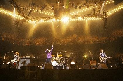 THE YELLOW MONKEY 17年ぶり東京ドーム公演をBS スカパー!で独占生中継