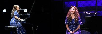 楽曲の魅力と1人の女性の前向きな生きざまが呼応する愛と友情のミュージカル『ビューティフル』上演中!
