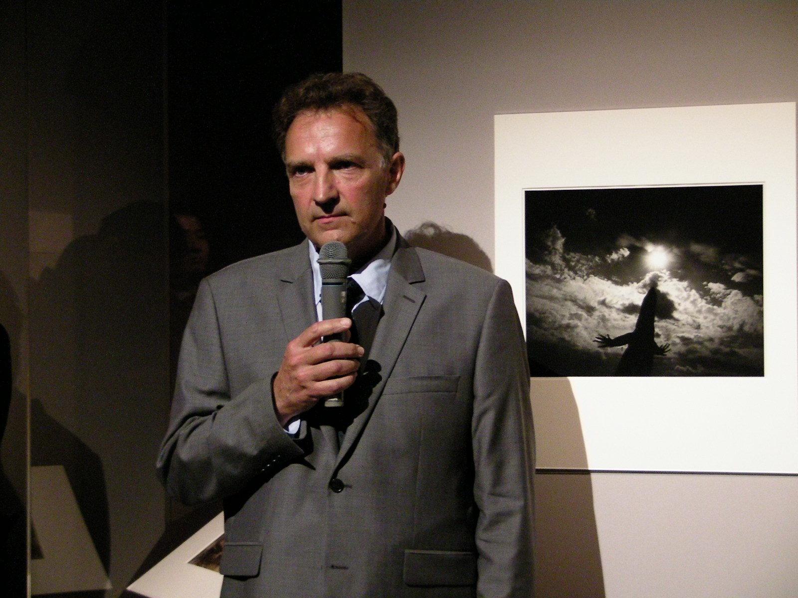 ギメ東洋美術館 写真コレクション主任学芸員ジェローム・ゲスキエール