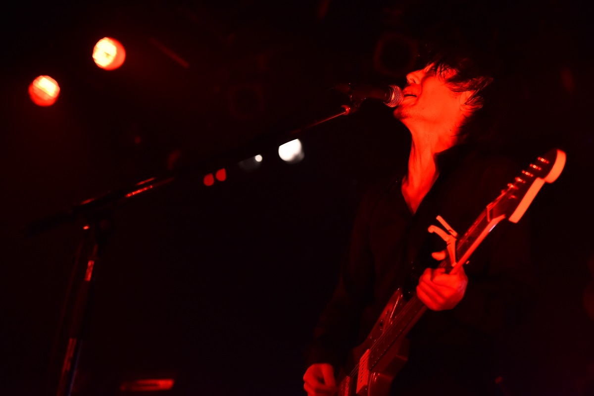 "55 daimas ""Another year of experience""  よりsyrup16g 撮影=Yuki Kawamoto"