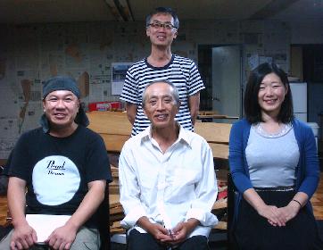 演出家・神谷尚吾のユニット〈神谷商会〉が、団鬼六作品『不貞の季節』で始動