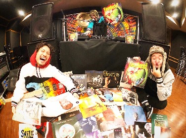 WANIMAのアルバム『Everybody!!』アナログレコードとして3月に発売決定