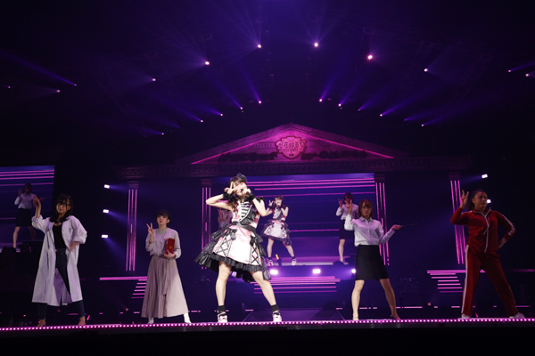 上坂すみれ  (C)Animelo Summer Live 2019