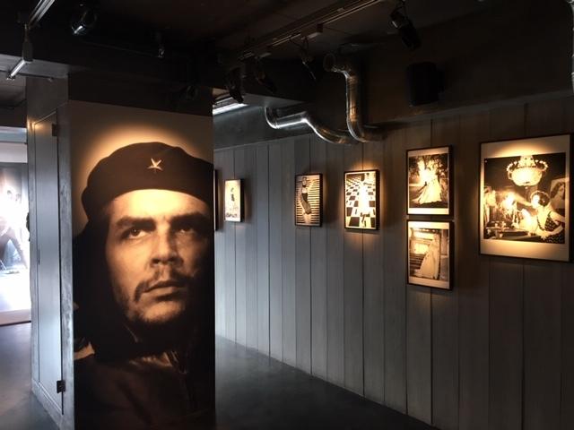 チェ・ゲバラの肖像写真を撮影したことで著名な、アルベルト・コルダ氏の作品。