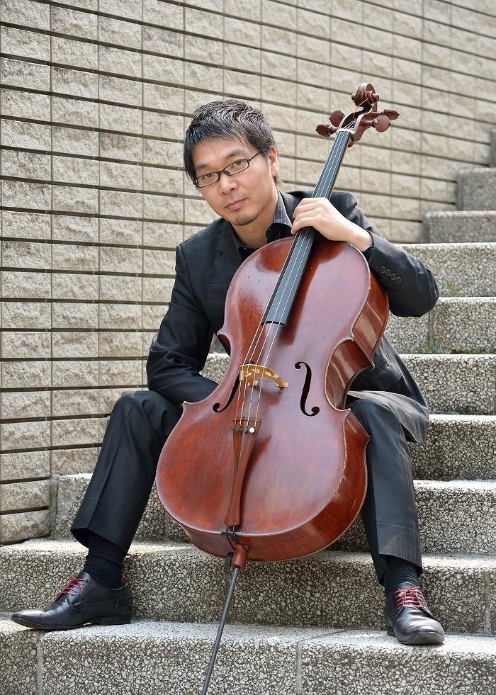 金子鈴太郎(Vc)  (C)Nobuo MIKAWA