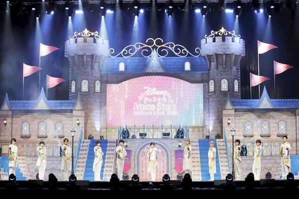 ボイスキャスト11名集合 Presentation licensed by Disney Concerts. (C)Disney