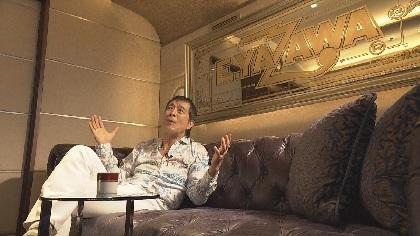矢沢永吉 LAレコーディング、仲間とのツーリング、自身所有クルーザーでのロングインタビューなど、60分のドキュメント番組放送決定
