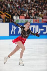 平昌五輪金メダリストのアリーナ・ザギトワ参戦決定! 『Japan Open』『カーニバル・オン・アイス』