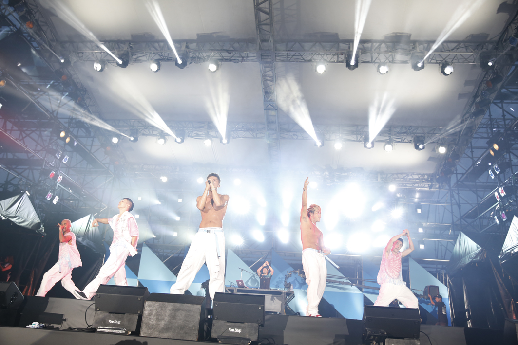 EXILE THE SECOND、MAKIDAI PHOTO:山内洋枝