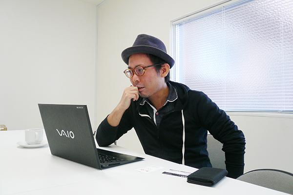 謎解きについて語る喜多さん