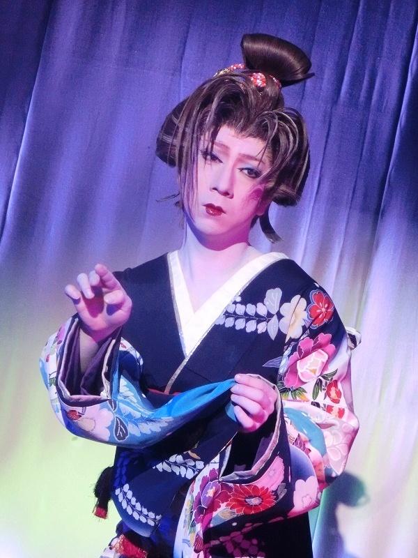 劇団KAZUMA・柚姫将副座長(2015/6/24)