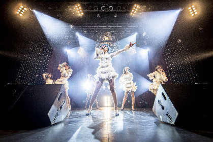 predia、10周年記念ライブで圧巻のパフォーマンス、新たな未来を感じさせる感動のステージを披露した公演のオフィシャルレポートが到着