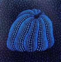 草間彌生「かぼちゃ(BSQ)」1998 年 シルクスクリーン ED.120 サイン有