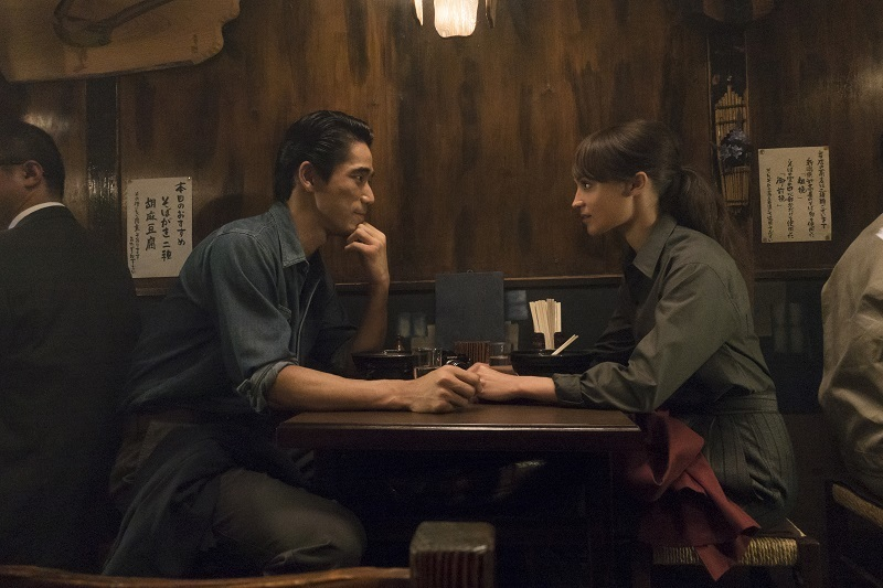 Netflixオリジナル映画『アースクエイクバード』  11月15日(金)独占配信開始