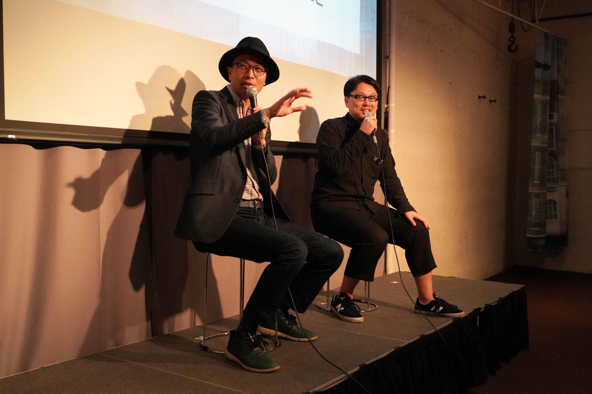 体験会後の座談会では加藤・塩川両氏がそれぞれのゲームや今回のコラボへの想いを熱く語る。その中で加藤氏が『FGO』プレイ開始時に回した召喚にまつわるとんでもない話も!
