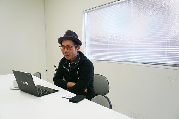 クロネコキューブ株式会社 取締役ディレクター 喜多亮介さん