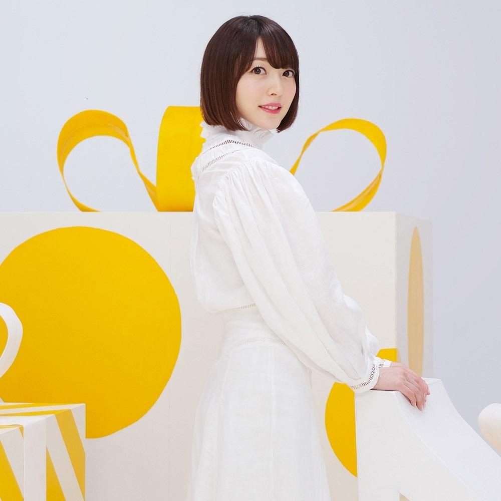 花澤香菜/Digital Single『magical mode』配信ジャケット