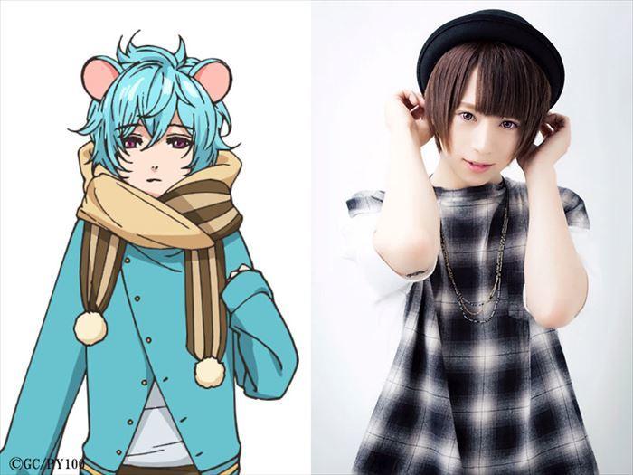 ドーマウス役:佐藤友咲  (C)GCREST/夢100製作委員会/エイベックス・ピクチャーズ