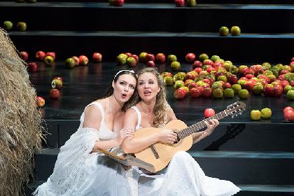 マリインスキー・オペラ日本公演レポート《エフゲニー・オネーギン》舞台写真