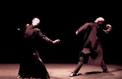 勅使川原三郎 シアターX公演『トリスタンとイゾルデ』~『愛の死』に身も心も奪われて