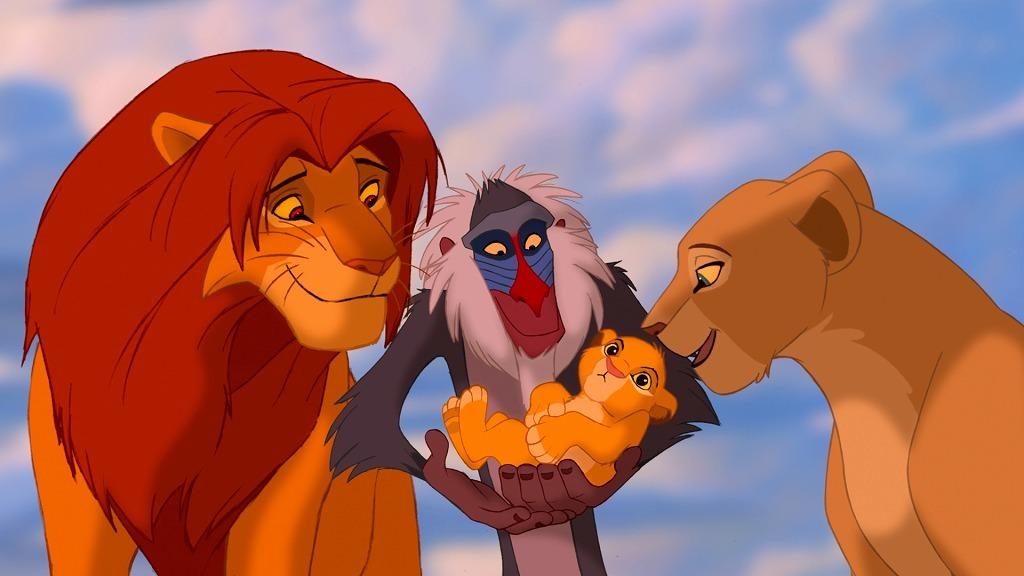 『ライオン・キング』 (C)︎2020 Disney