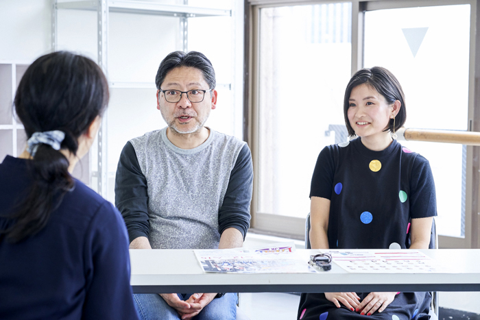 山田和也、渋谷真紀子