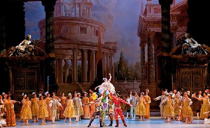 パリ・オペラ座バレエ・シネマ『ドン・キホーテ』『眠れる森の美女』~パリ・オペラ座の華麗なる世界を大スクリーンで