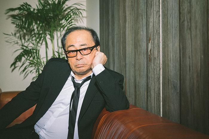 大野雄二氏 (PHOTO:木場 ヨシヒト)