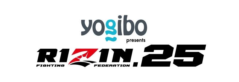 『Yogibo presents RIZIN.25』の全9カードが決定