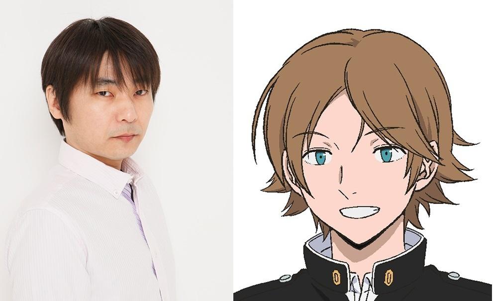 王子一彰役・石田彰さん