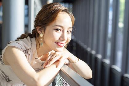 ミュージカル『NINE』出演の咲妃みゆ、その女優としての魅力に迫る