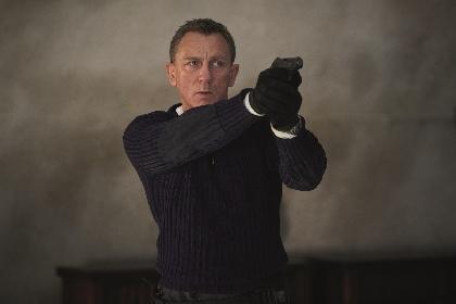 映画『007/ノー・タイム・トゥ・ダイ』世界公開が再々延期 日本公開日は未定