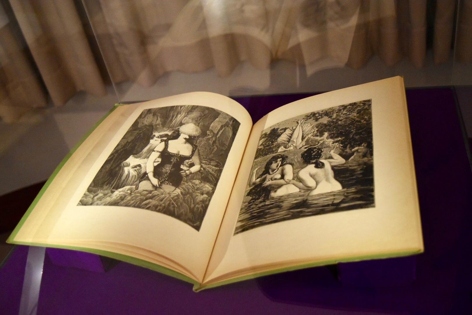 マックス・エルンスト 『慈善週間または七大元素』 1934年