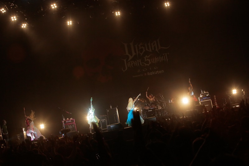 ALDIOUS/VISUAL JAPAN SUMMIT 2016 Powerd by Rakuten