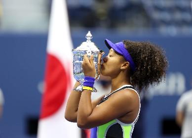 大坂なおみ「たとえ小さなメッセージでも発信したい」 全米オープンテニス優勝を受け、特番&優勝までの激闘をWOWOWでリピート放送