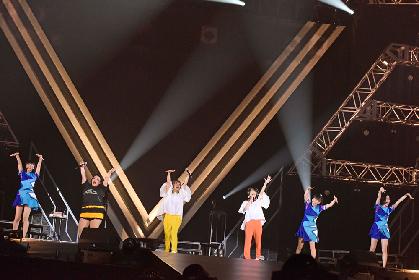 Perfume  異色の対バンライブ『Perfume FES!! 2017』の追加公演を発表、秋にはニューシングルも