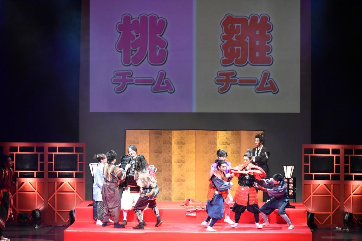 『もっと歴史祭』舞台祭