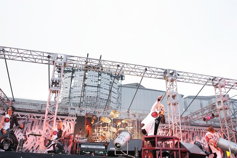 2006年 東京ビッグサイト西屋外展示場