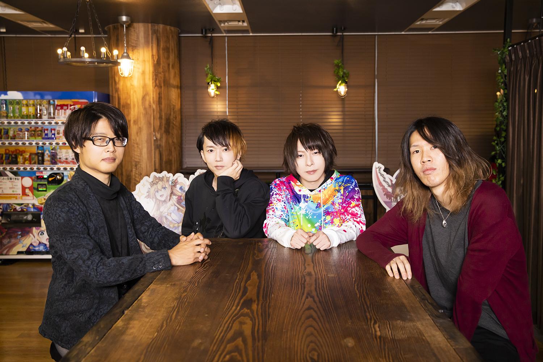 左から:StudioZ 松島智之氏、Kra 結良、Kra 景夕、StudioZ 加藤拓真氏