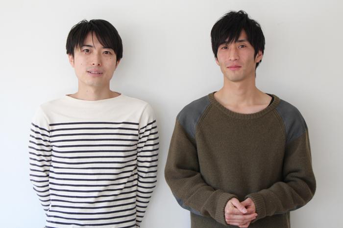 (左から)中屋敷法仁、永島敬三