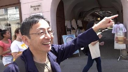 野田秀樹に555日密着したドキュメンタリー、作・演出のNODA・MAP『足跡姫』、『贋作 桜の森の満開の下』が放送