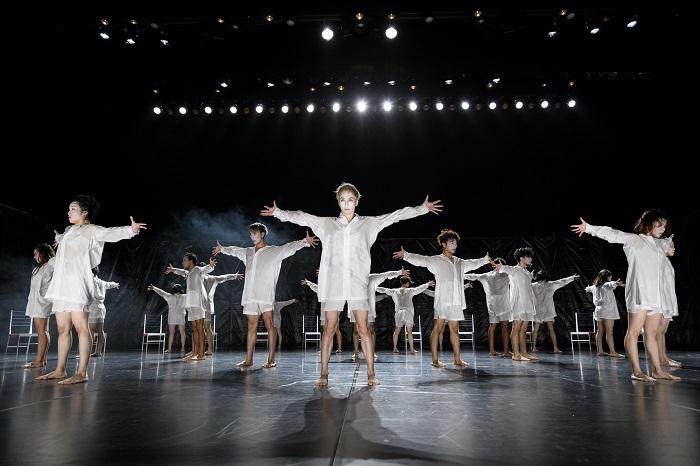 実験舞踊vol.2『春の祭典』より 撮影:村井勇