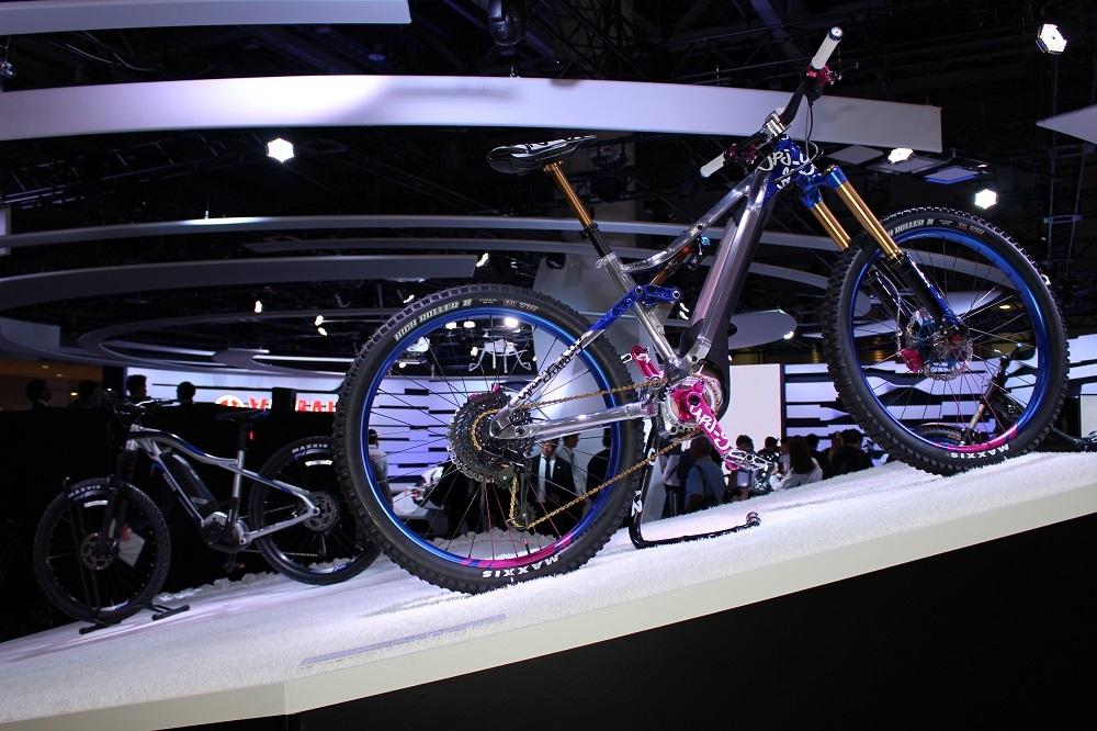 ヤマハの電動アシストマウンテンバイク「YPJ-XC」