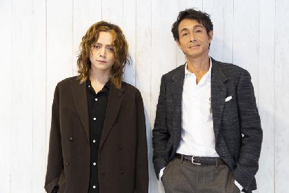 吉田栄作と三浦涼介が語る、舞台『メアリ・スチュアート』への思い
